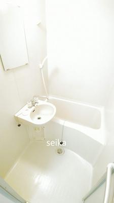 【浴室】ヴィラ・トリトン