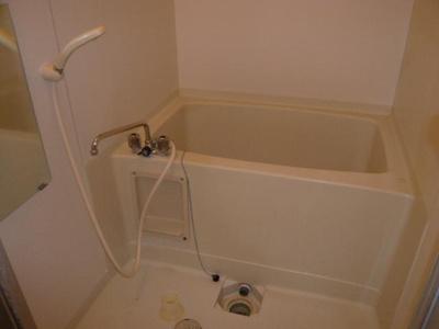 【浴室】シティハイツ絹の台