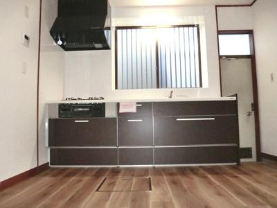 【キッチン】大型分譲地内・茅ヶ崎駅徒歩圏内の中古一戸建て