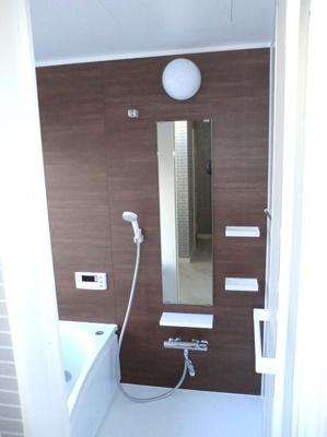 【浴室】大型分譲地内・茅ヶ崎駅徒歩圏内の中古一戸建て