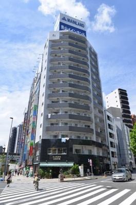 【外観】OYO LIFE #2922 メインステージ五反田駅前