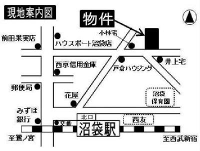 フェリスアメリアの地図☆