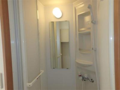 フェリスアメリアの日々の暮らしに欠かせないシャワールームです