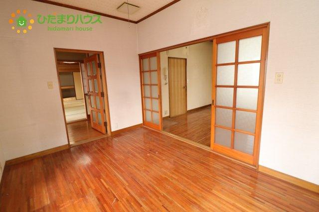 【居間・リビング】久喜市上町 中古一戸建て