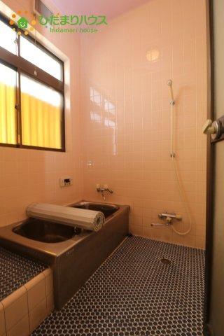 【浴室】久喜市上町 中古一戸建て