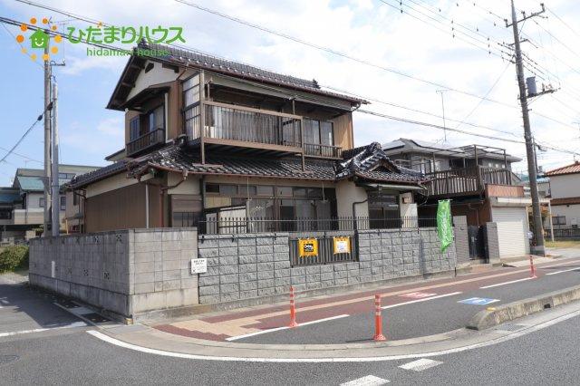 【外観】久喜市上町 中古一戸建て