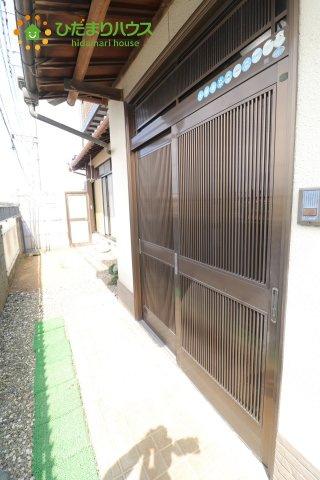 【玄関】久喜市上町 中古一戸建て
