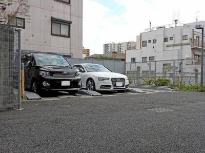 【駐車場】戸越銀座プレイス