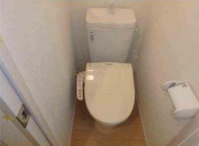 フェリスサニーのトイレも気になるポイント☆