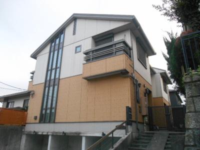 【外観】岸根公園ガーデンハウス