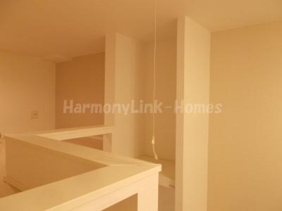 ハーモニーテラス蓮沼町の広くて明るい寝室(ロフト)☆