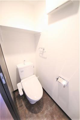 【トイレ】スプランディッド安土町