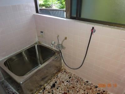 【浴室】大村市陰平町 中古戸建住宅