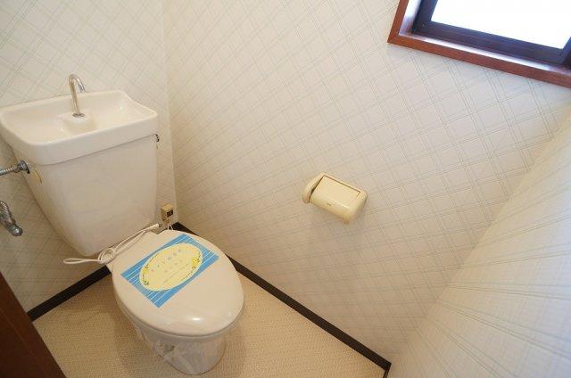 【トイレ】コーポちとせ