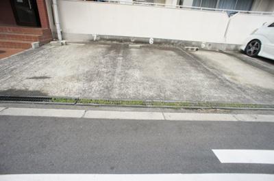 【駐車場】コーポ中島