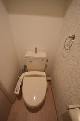 【トイレ】リバーガーデンシティアリス
