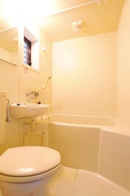 【浴室】ハイツ西の後