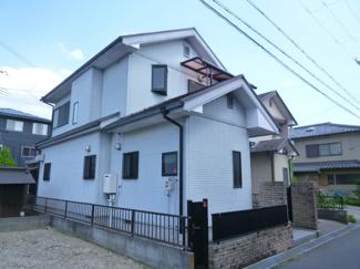 【外観】近江八幡市西本郷町 中古戸建