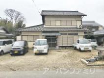 近江八幡市西生来町 中古戸建の画像