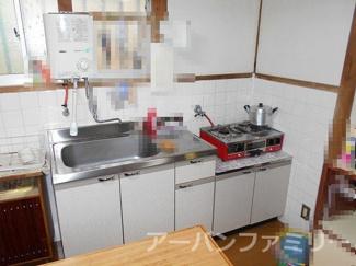 【キッチン】近江八幡市杉森町 中古戸建