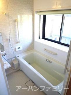 【浴室】近江八幡市小船木町 中古戸建
