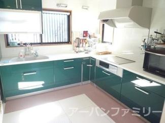 【キッチン】近江八幡市小船木町 中古戸建
