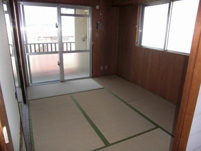城間アパートB★那覇市与儀エリア