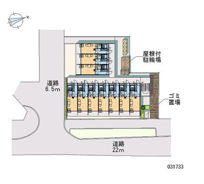 【区画図】Casa Beato