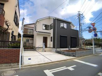 新京成線「滝不動」駅徒歩13分の全1棟の新築一戸建てです。