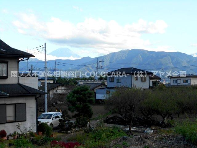 陽当り良好・富士山もばっちり見えます^^