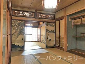 【和室】近江八幡市末広町 中古戸建