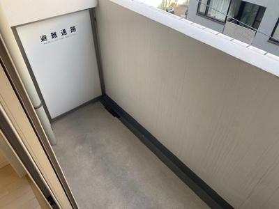【バルコニー】リアルスウィート三軒茶屋