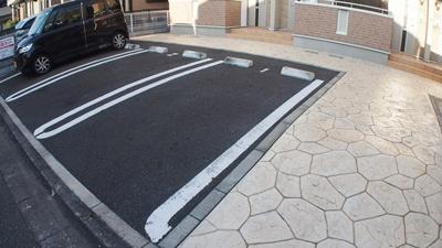 【駐車場】ミッツコンフォート