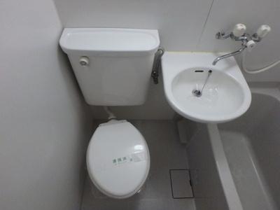【トイレ】メゾンアルエ