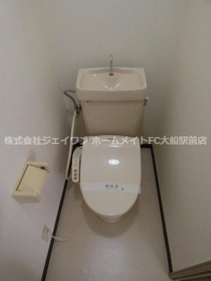 【トイレ】ローゼンハイム