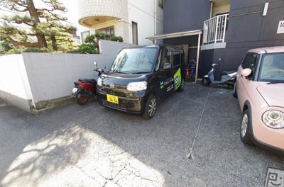 【駐車場】レアオ・プーロ