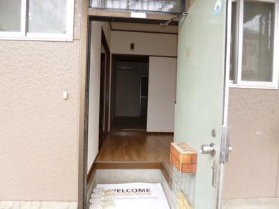 【玄関】コーポミユキ