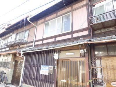 【外観】西ノ京星池町貸家(南棟)