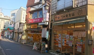 【周辺】ハレマカナ堀切