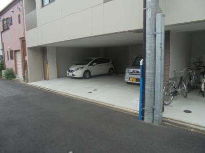 【駐車場】プーラヴィーダ幅下(Pura Vida幅下)
