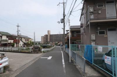 【駐車場】ハイツ真田