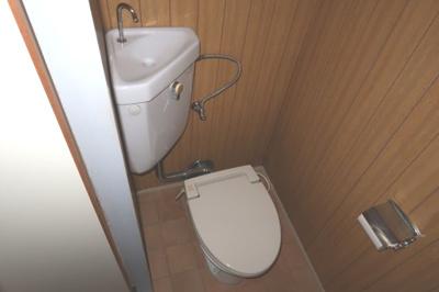 【トイレ】ハイツ真田