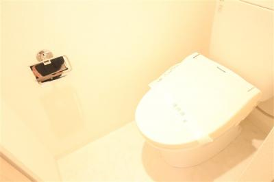 【トイレ】アーバネックス北浜