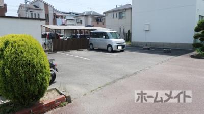 【駐車場】寿マンション