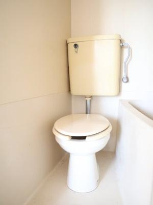 【トイレ】シティライフ中山手