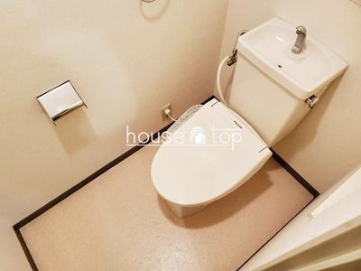 【トイレ】エミール上甲子園(甲子園駅・春風小学校・上甲子園中学校区)