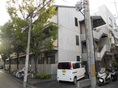 【外観】メインリバー住吉川(リトモ神戸)