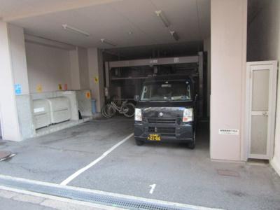 【駐車場】モンブラン