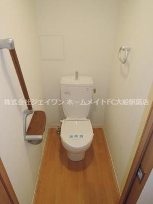 【トイレ】グランボナールⅡ