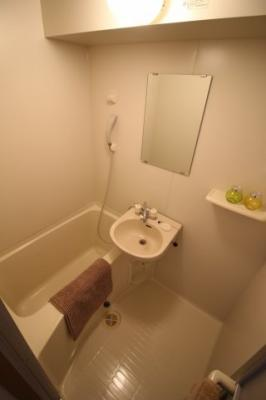 【浴室】ヒュース王子公園